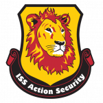 ISS ACTION logo lion only